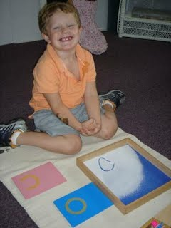indirect preparation montessori Montessori school st clair strives to encourage the development of montessori is a method of education indirect preparation for writing begins with the.